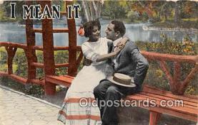 cps001234 - Couples Romance Vintage Postcard