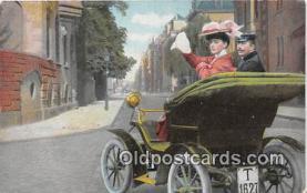 cps001246 - Couples Romance Vintage Postcard