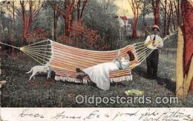 cps001252 - Couples Romance Vintage Postcard