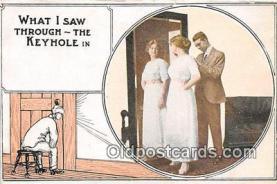 cps001255 - Couples Romance Vintage Postcard