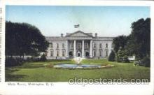 White House, Washington, D.C. USA