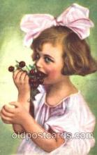 cry000028 - Cherry Ripe Postcard Post Card