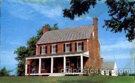 Appomattox Court House, Virginia USA