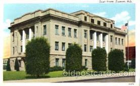 cth001042 - Fremont, Nebraska USA Court House