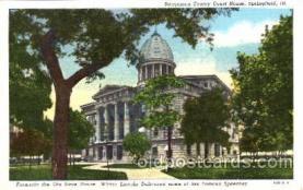 Springfield, Illinois USA