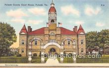 cth001084 - Court House Vintage Postcard