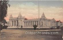 cth001087 - Court House Vintage Postcard