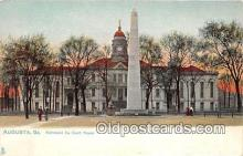 cth001088 - Court House Vintage Postcard