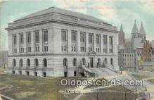 cth001089 - Court House Vintage Postcard