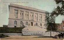 cth001090 - Court House Vintage Postcard