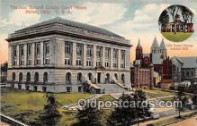 cth001091 - Court House Vintage Postcard