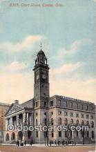 cth001092 - Court House Vintage Postcard