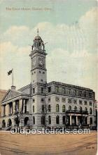 cth001093 - Court House Vintage Postcard