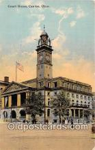 cth001097 - Court House Vintage Postcard