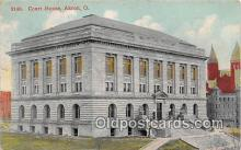 cth001100 - Court House Vintage Postcard
