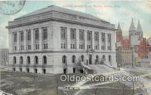 cth001101 - Court House Vintage Postcard