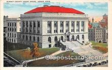 cth001102 - Court House Vintage Postcard