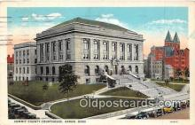 cth001104 - Court House Vintage Postcard