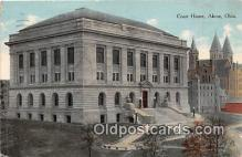 cth001105 - Court House Vintage Postcard