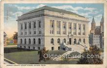 cth001106 - Court House Vintage Postcard