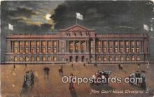 cth001111 - Court House Vintage Postcard