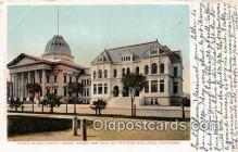 cth001113 - Court House Vintage Postcard