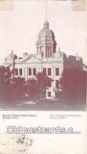 cth001115 - Court House Vintage Postcard