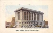 cth001118 - Court House Vintage Postcard