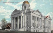 cth001124 - Court House Vintage Postcard