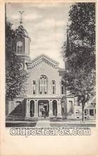 cth001125 - Court House Vintage Postcard