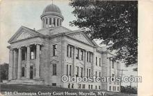 cth001126 - Court House Vintage Postcard