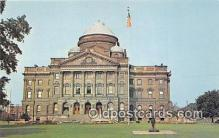 cth001128 - Court House Vintage Postcard