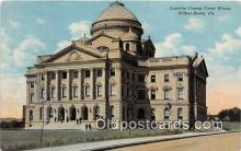 cth001129 - Court House Vintage Postcard