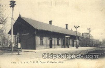 LS & MSRR Depot, Coldwater, MI USA