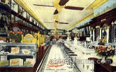 DNR001023 - Donofrio's, Phoenix, Arizona, USA Postcard Post Card
