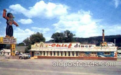 The Chief Diner, Durango Co. USA,