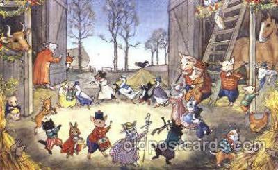 dan003005 - PK 312 Artist Molly Brett, The Medici Society Ltd. Postcard Post Card