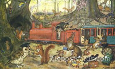 dan003011 - PK 297 Artist Molly Brett, The Medici Society Ltd. Postcard Post Card