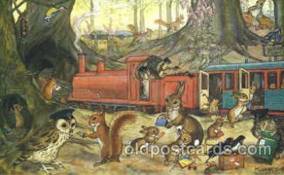 dan003043 - PK 297 Artist Molly Brett, The Medici Society Ltd. Postcard Post Card