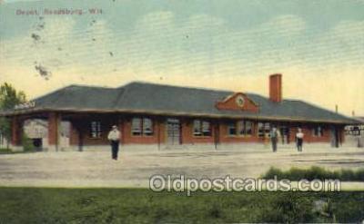 Depot, Reedsburg, WI, USA