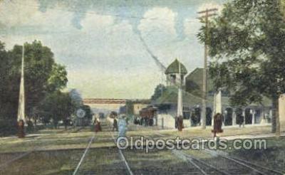 Northl& Limited Trains, Petoskey, MI, USA