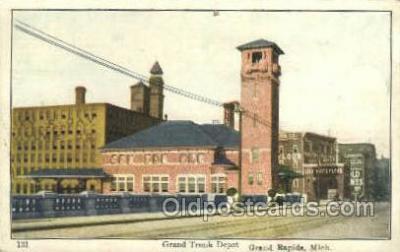 Grand Trunk Depot, Grand Rapids, MI, USA