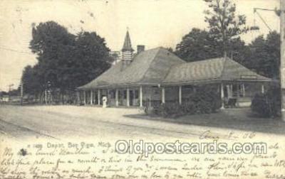 Depot, Bay View, MI USA