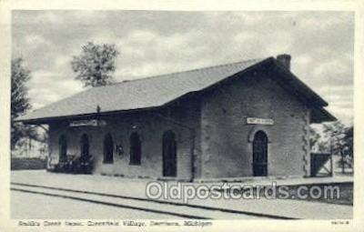 Smiths Creek Depot, Greenfield, Dearborn, MI, USA