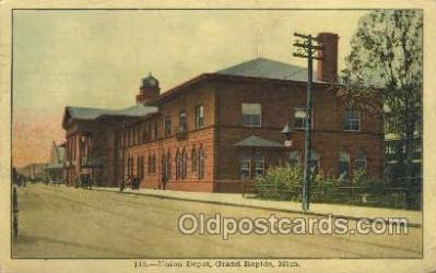 Union Depot, Grand Rapids, MI, USA