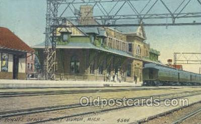 Tunnel Depot, Port Huron, MI, USA