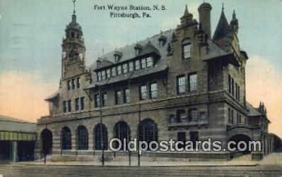 Fort Wayne Station