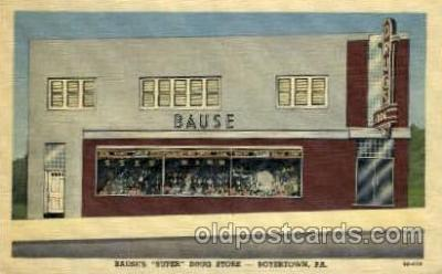 Bauses Super Drug Store- Boyertown, PA, USA