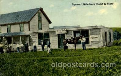 Byrons Little Neck, Mass. USA Hotel & Store