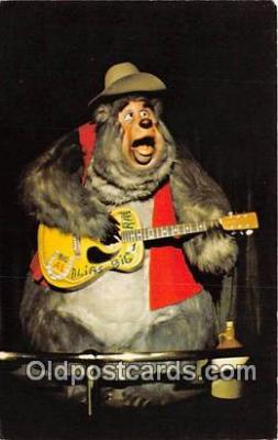 Country Bear Jamboree, Big Al